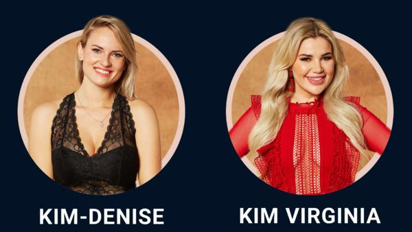 Kim-Denise & Kim Virginia