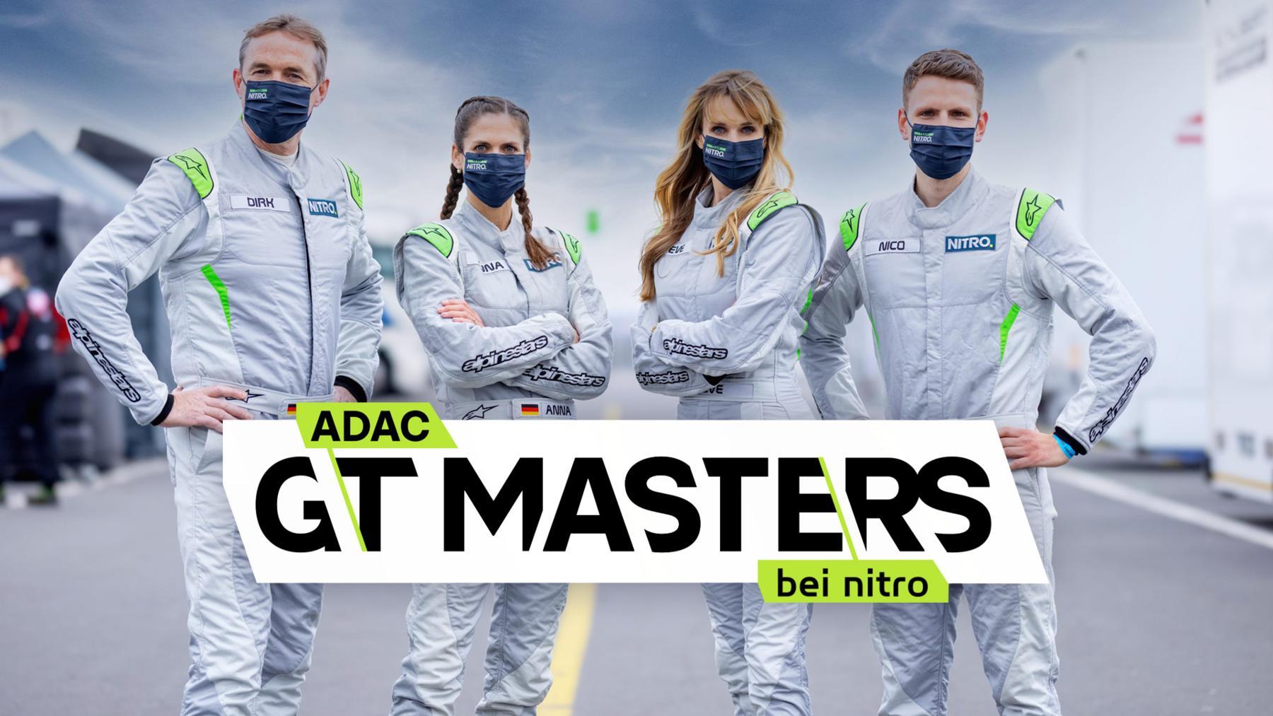 ADAC GT Masters bei NITRO