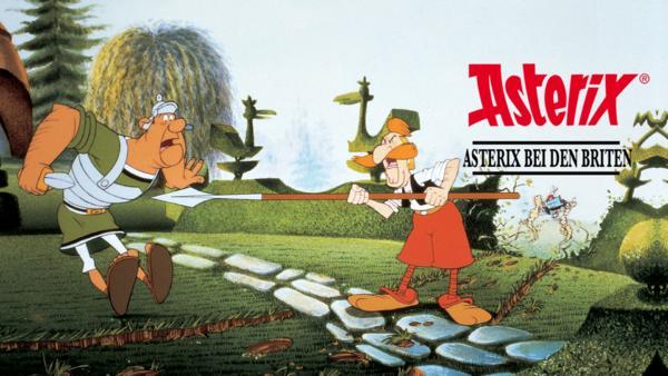 Die Asterix-Reihe - ab 1.12.