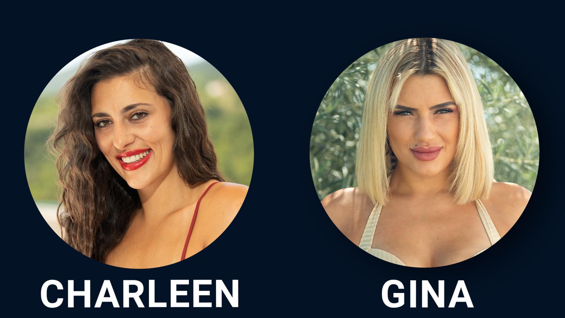 Charleen + Gina
