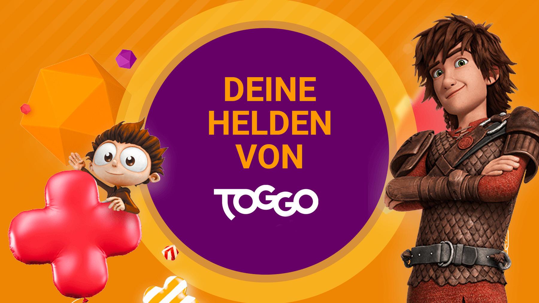 Deine Helden von Toggo