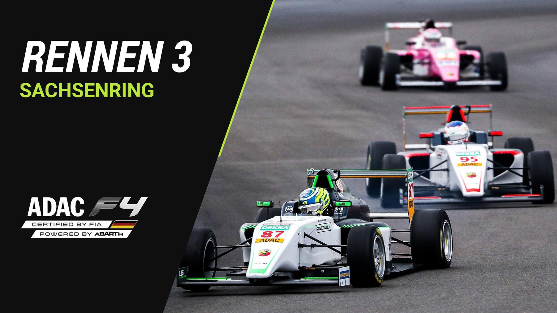 Sachsenring - Rennen 3