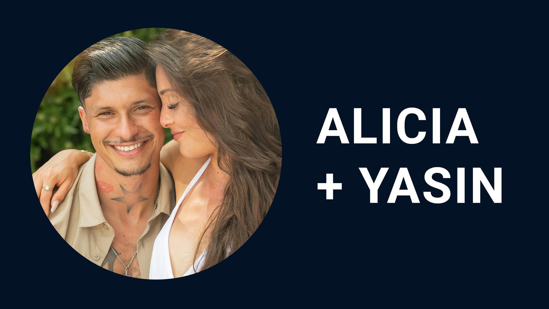 Alicia + Yasin
