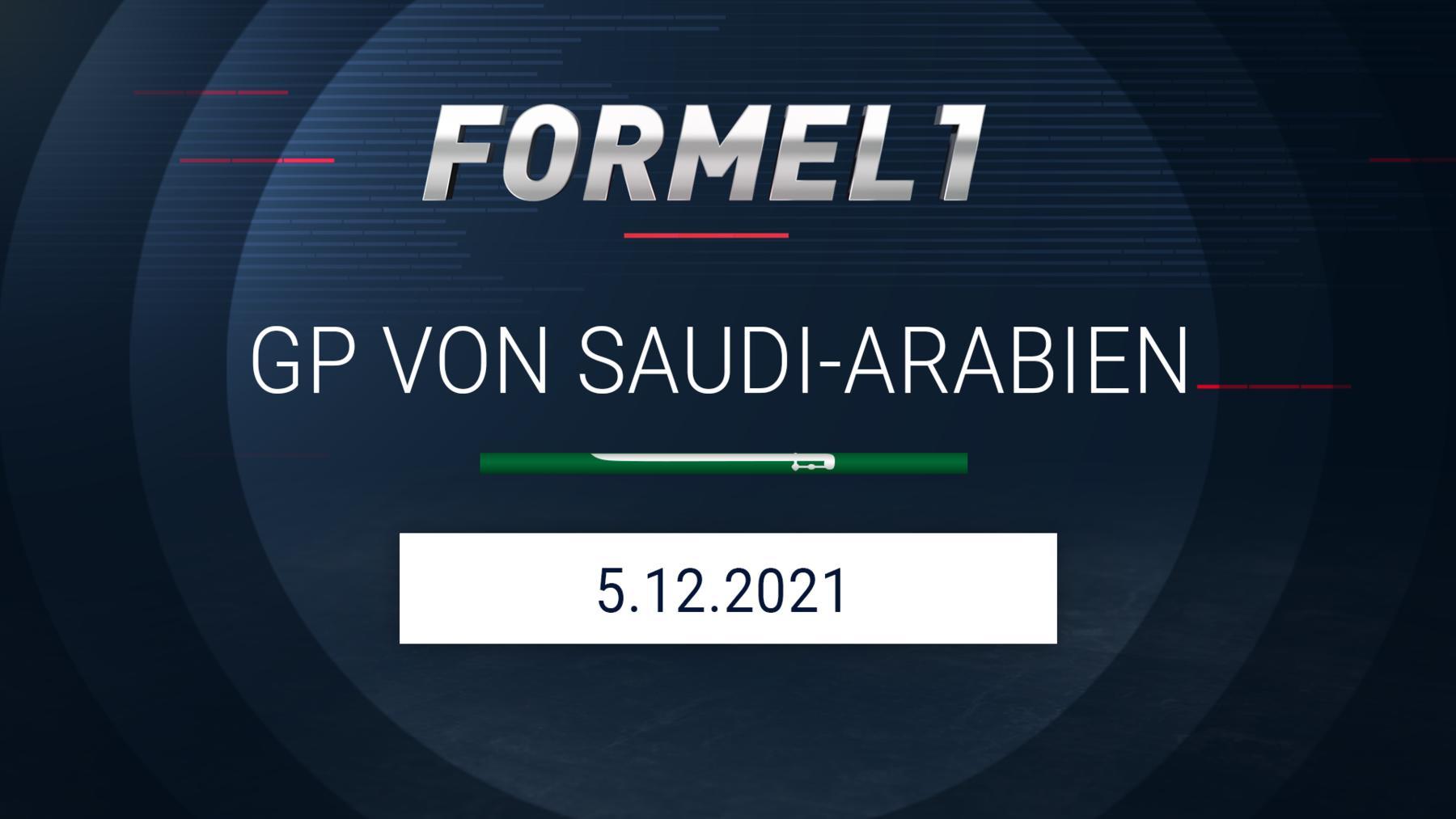 GP von Saudi-Arabien