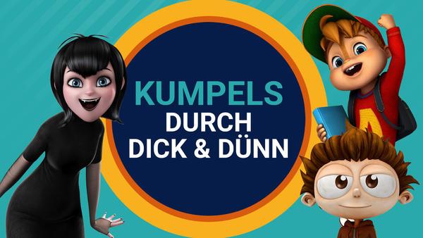 Kumpels - Durch dick & dünn