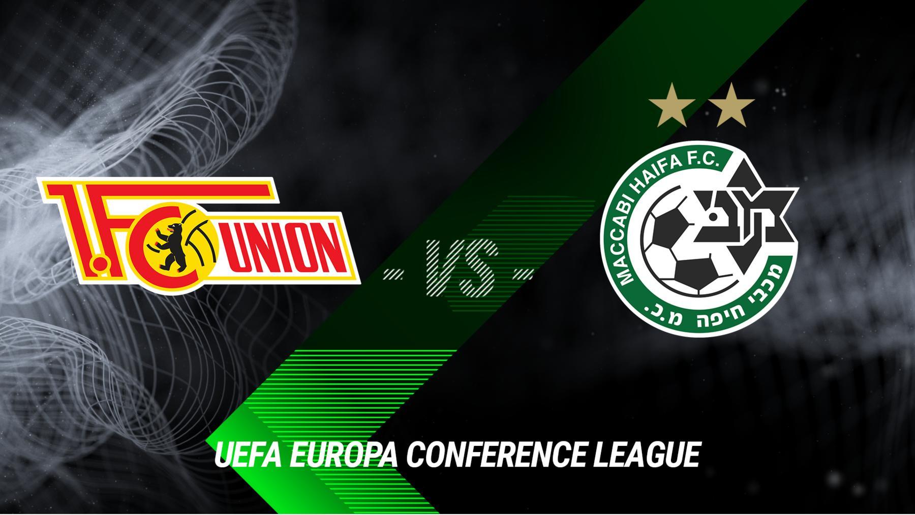 1. FC Union Berlin - Maccabi Haifa