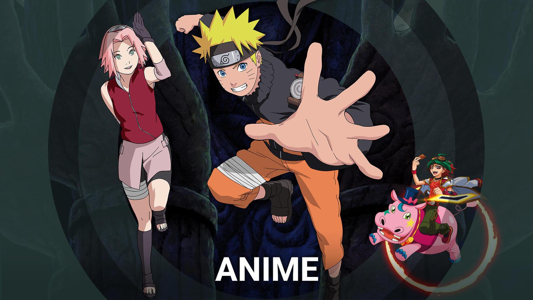Die Welt der Animes