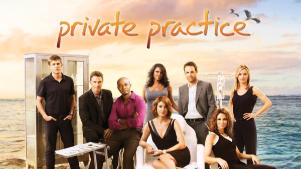 Private Practice - ab 01. März
