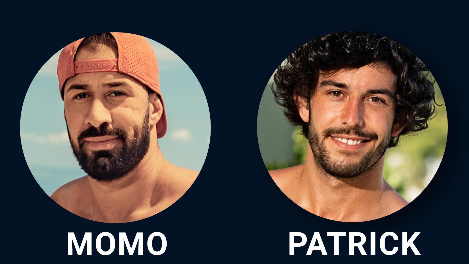 Momo + Patrick