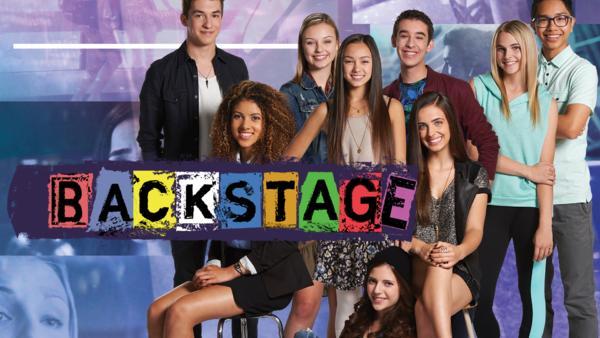 Backstage - ab 01. Mai