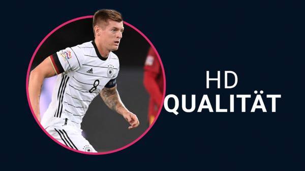HD-Bild-Qualität