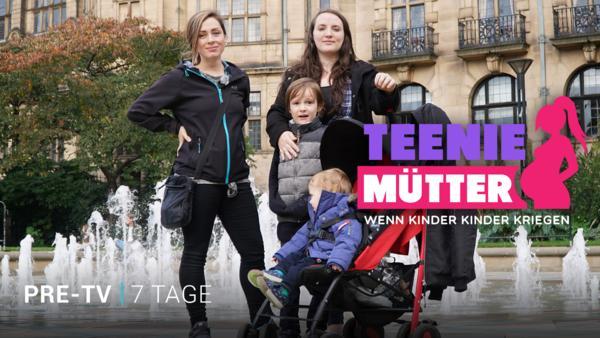 Teenie Mütter