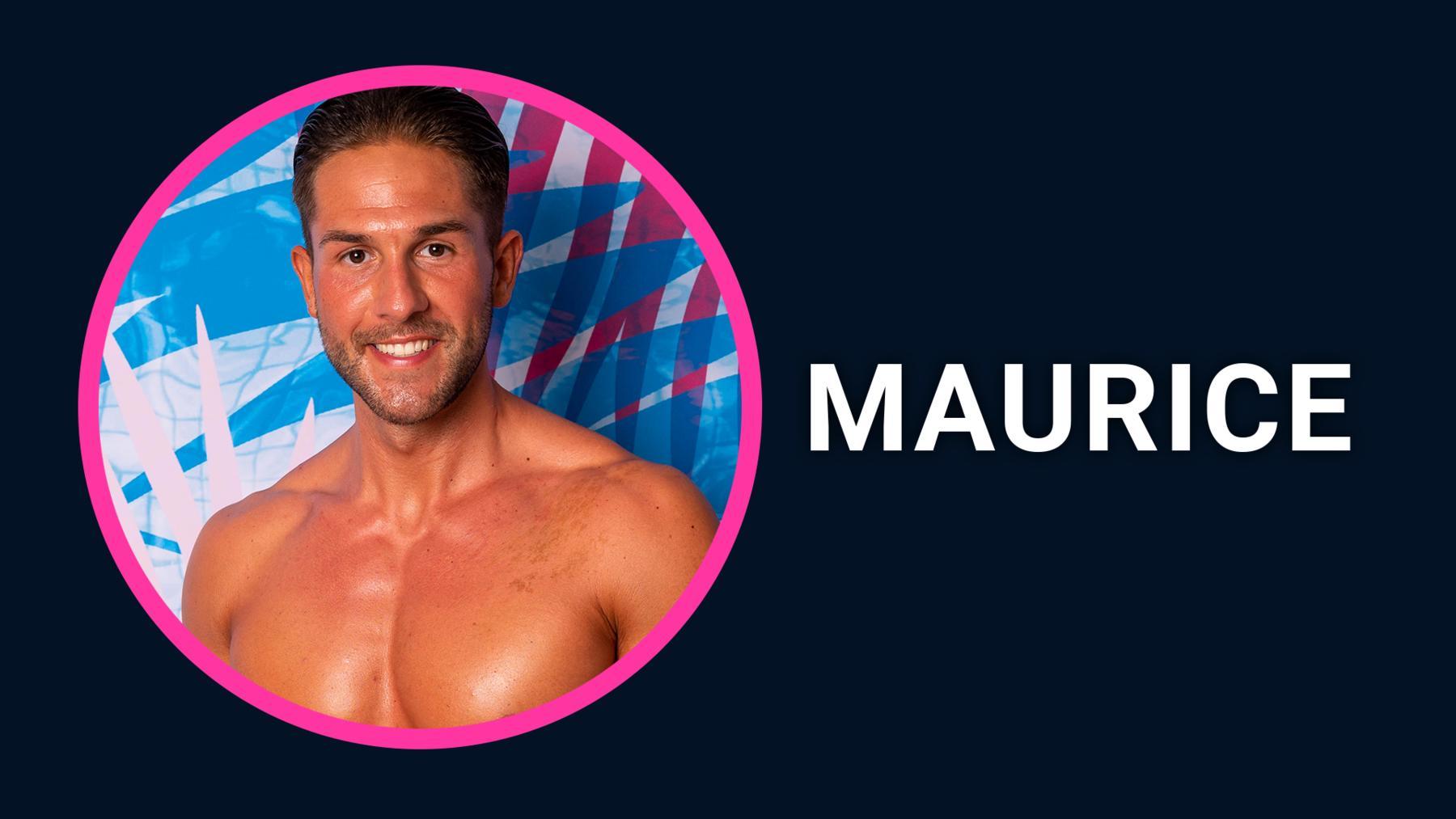"""Maurice """"Mo"""""""