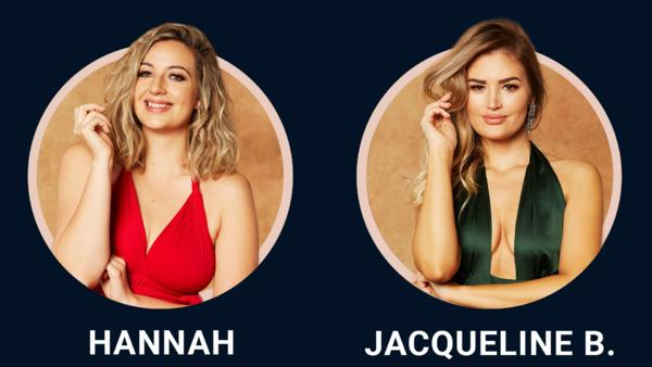 Hannah & Jaqueline B.