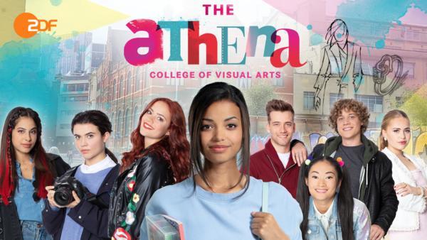 TVNOW Kids | The Athena, ab 01. März