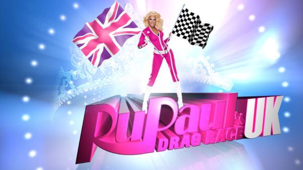 RuPaul's Drag Race UK - ab 01. Mai