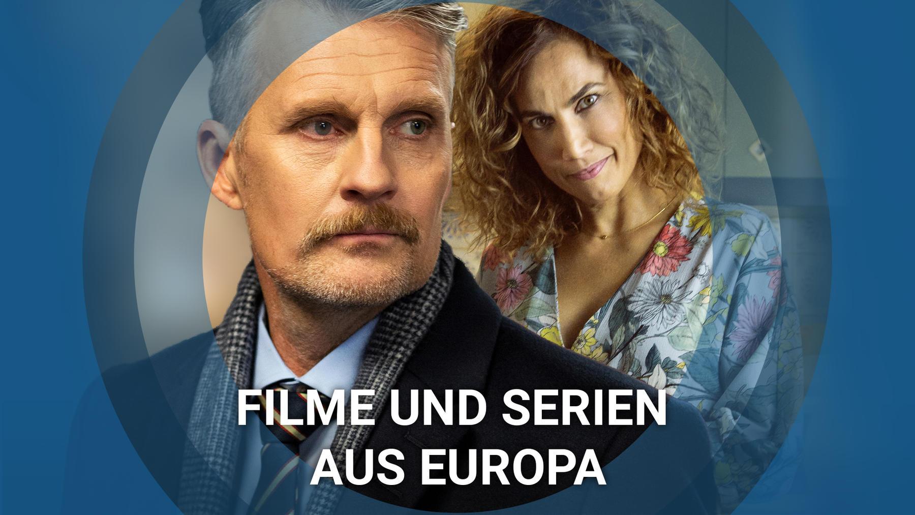 Filme und Serien aus Europa