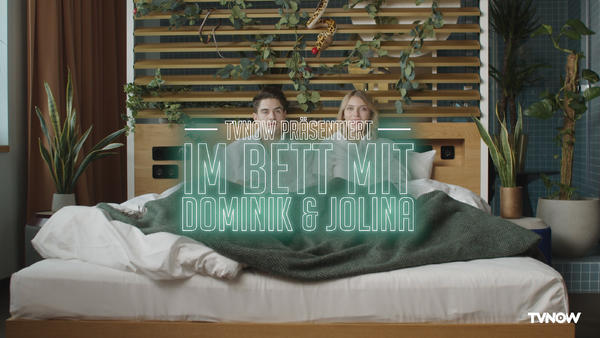 Im Bett mit Dominik und Jolina