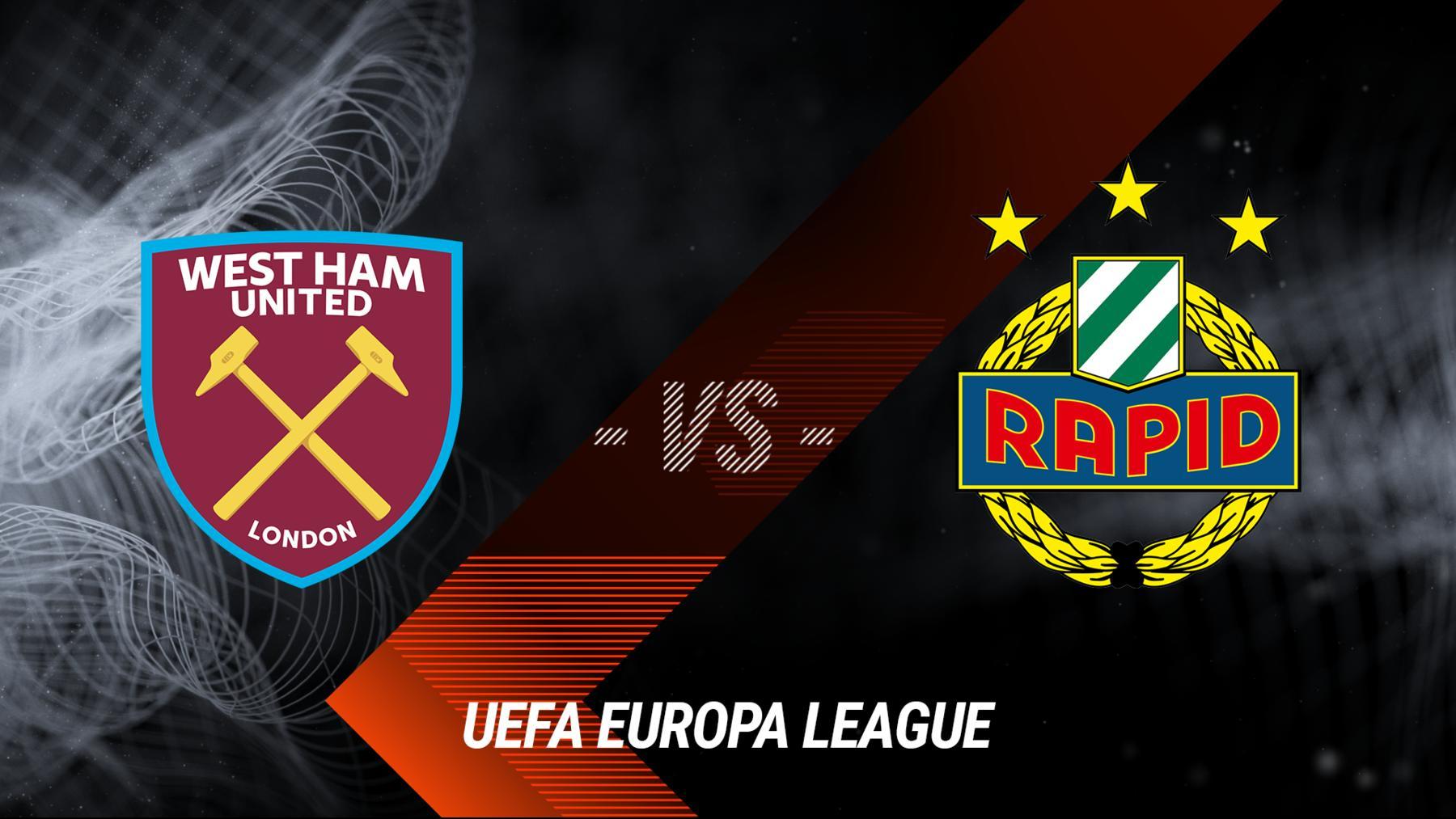 West Ham United - Rapid Wien