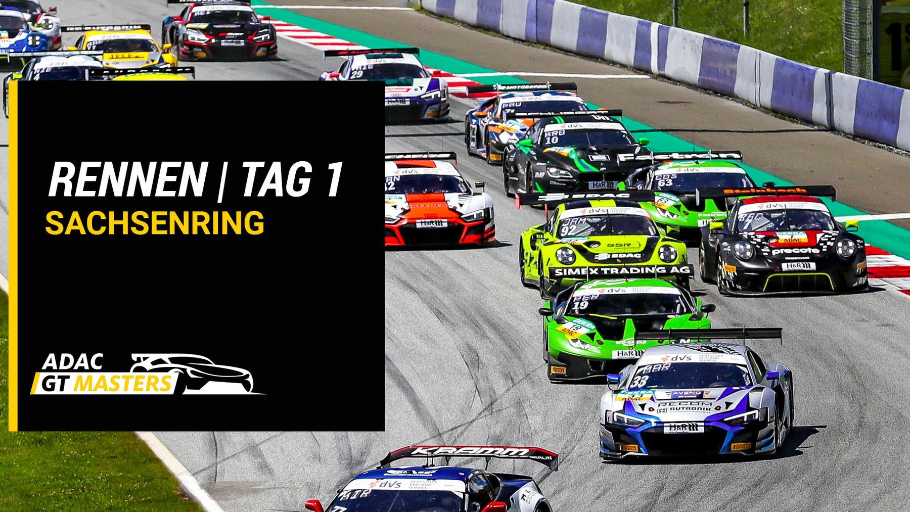 Sachsenring - Rennen 1