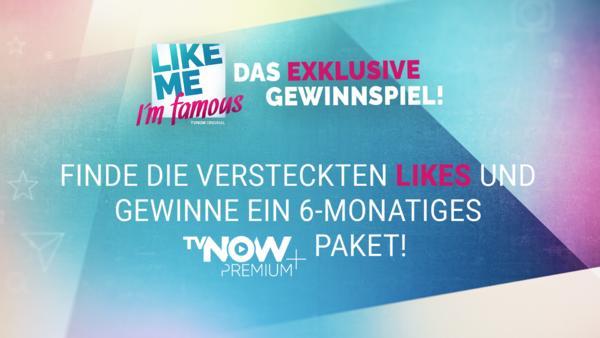 Mit Like me - I'm famous gewinnen