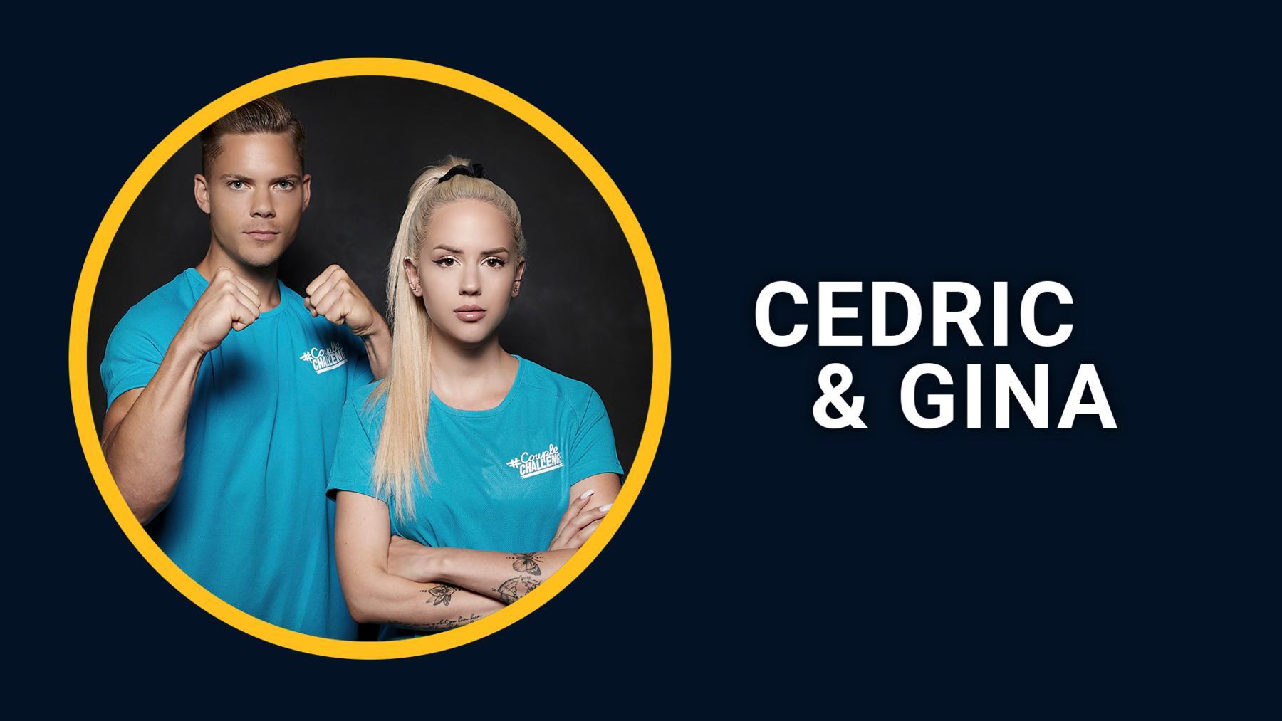 Cedric & Gina