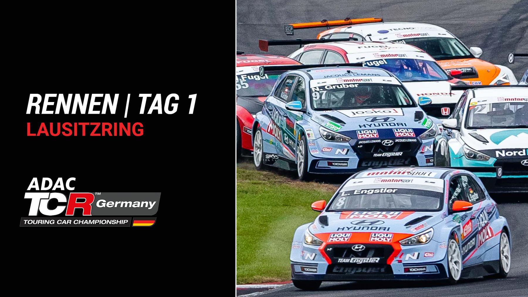 Lausitzring - Rennen 1