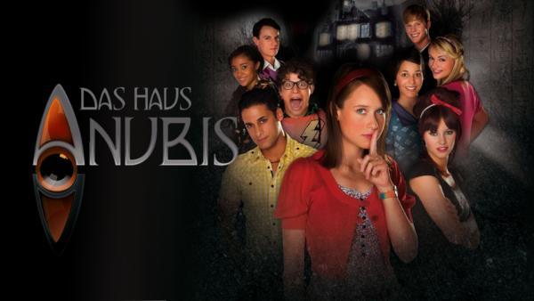 Das Haus Anubis - ab 01. Mai
