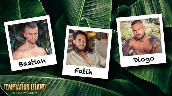Bastian, Fatih, Diogo