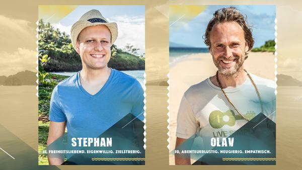 Stephan und Olav