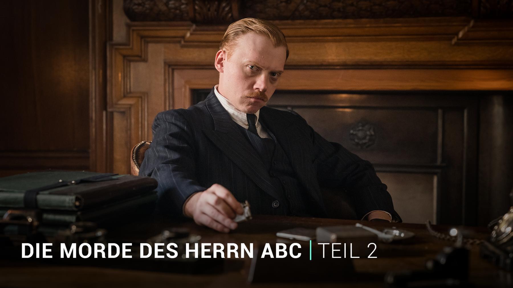Die Morde des Herrn ABC Teil 2
