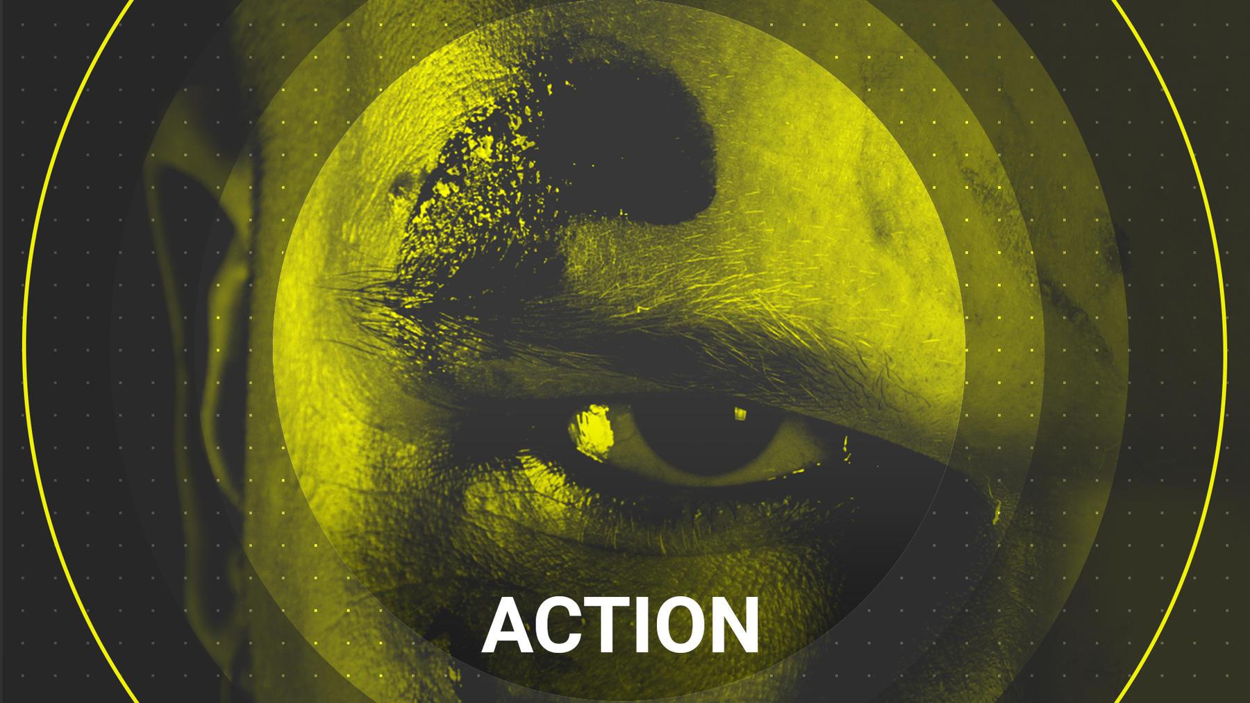 Zu weiterer Action