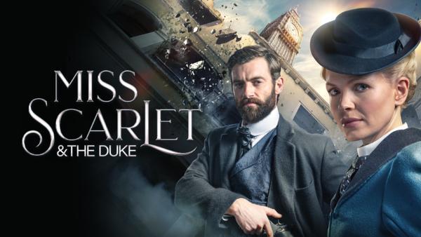 Miss Scarlett and the Duke - ab 01.09.