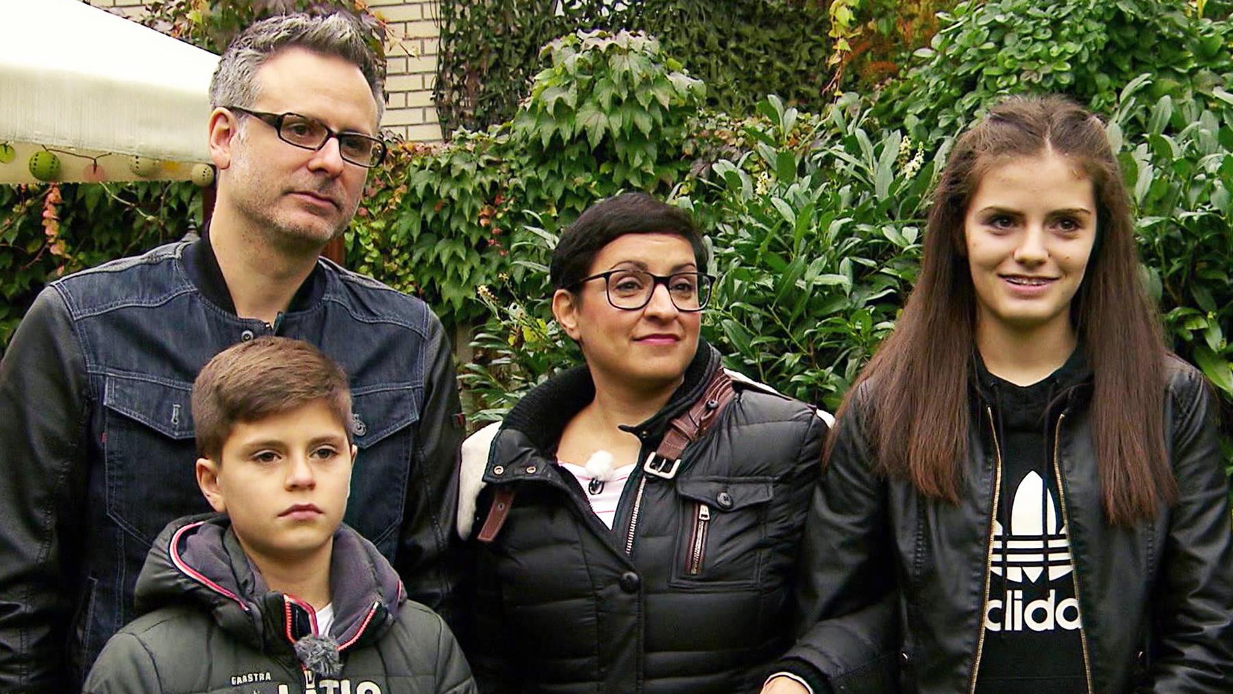 Gruppe Hamburg: Familie De La Bastide
