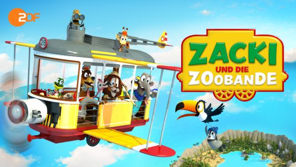 Zacki und die Zoobande, Staffel 2 - ab 01. Mai