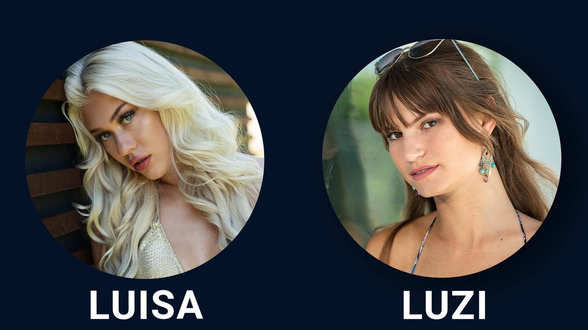 Luisa + Luzi