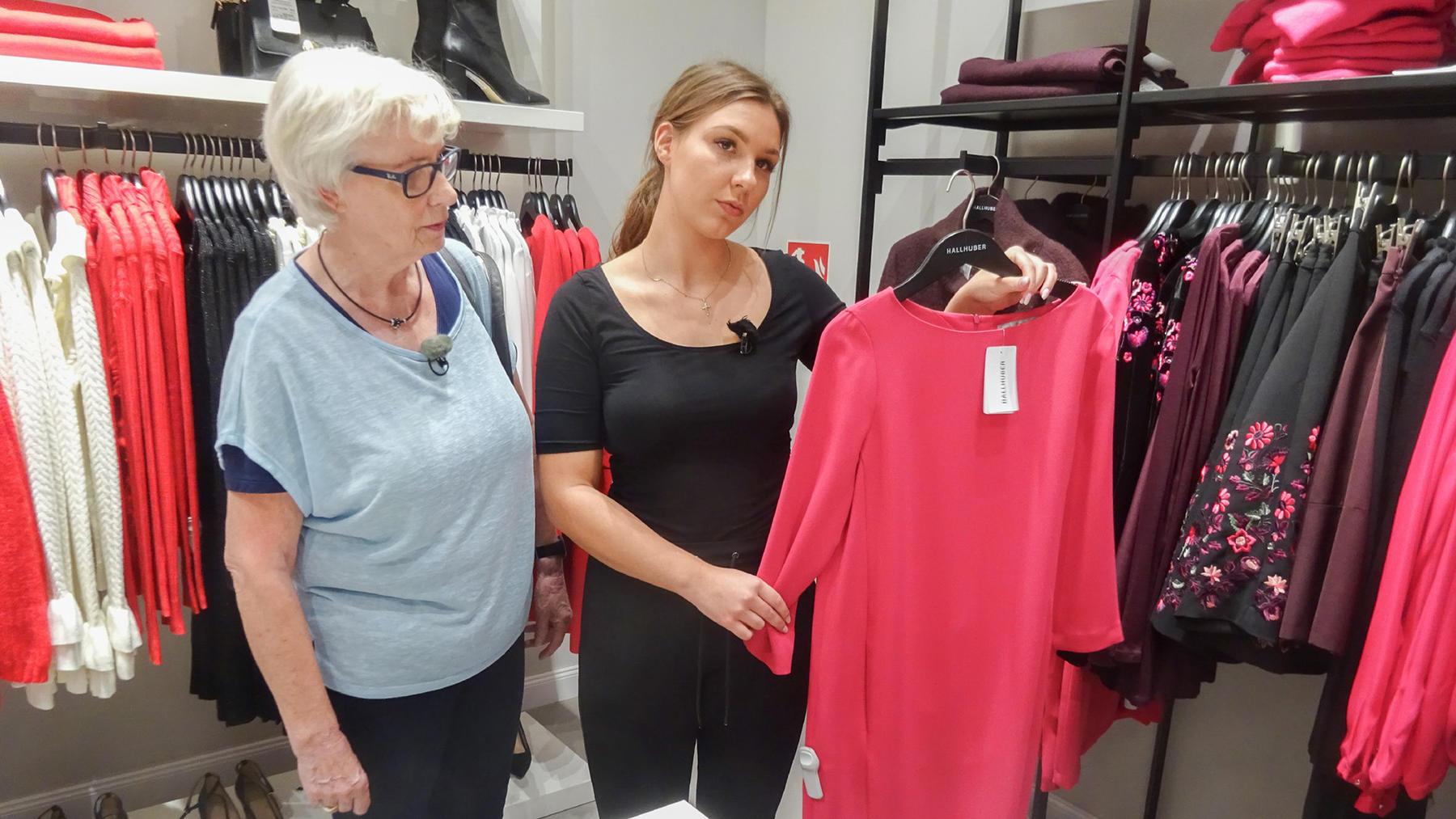 Drei-Generationen-Spezial: Julia, Bettina und Marion