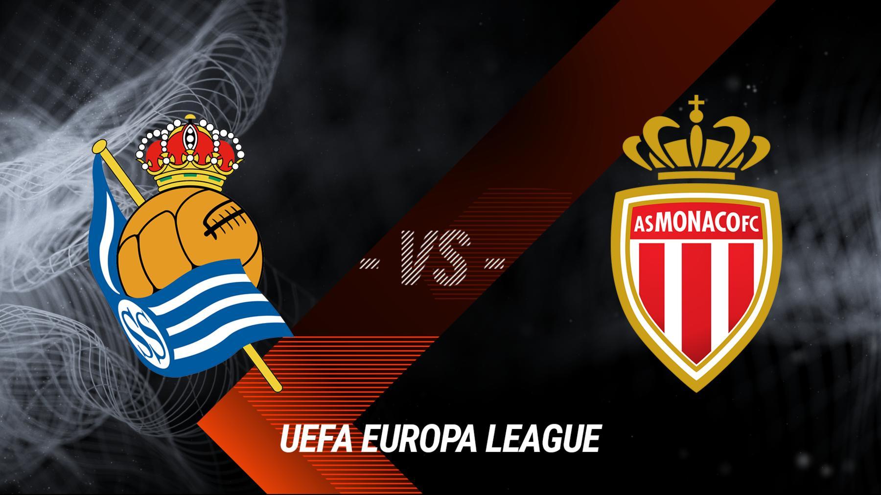 Real Sociedad - AS Monaco