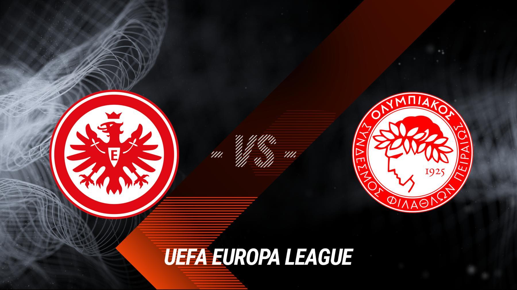 Eintracht Frankfurt - Olympiacos Piräus