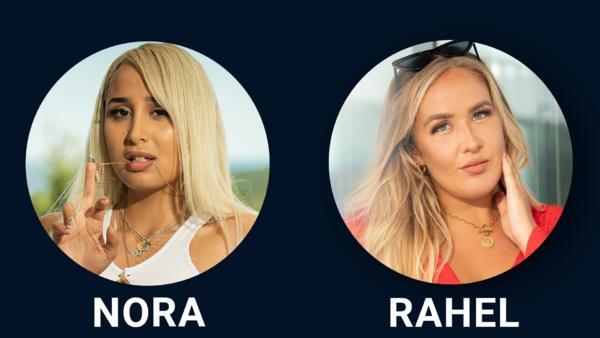 Nora + Rahel