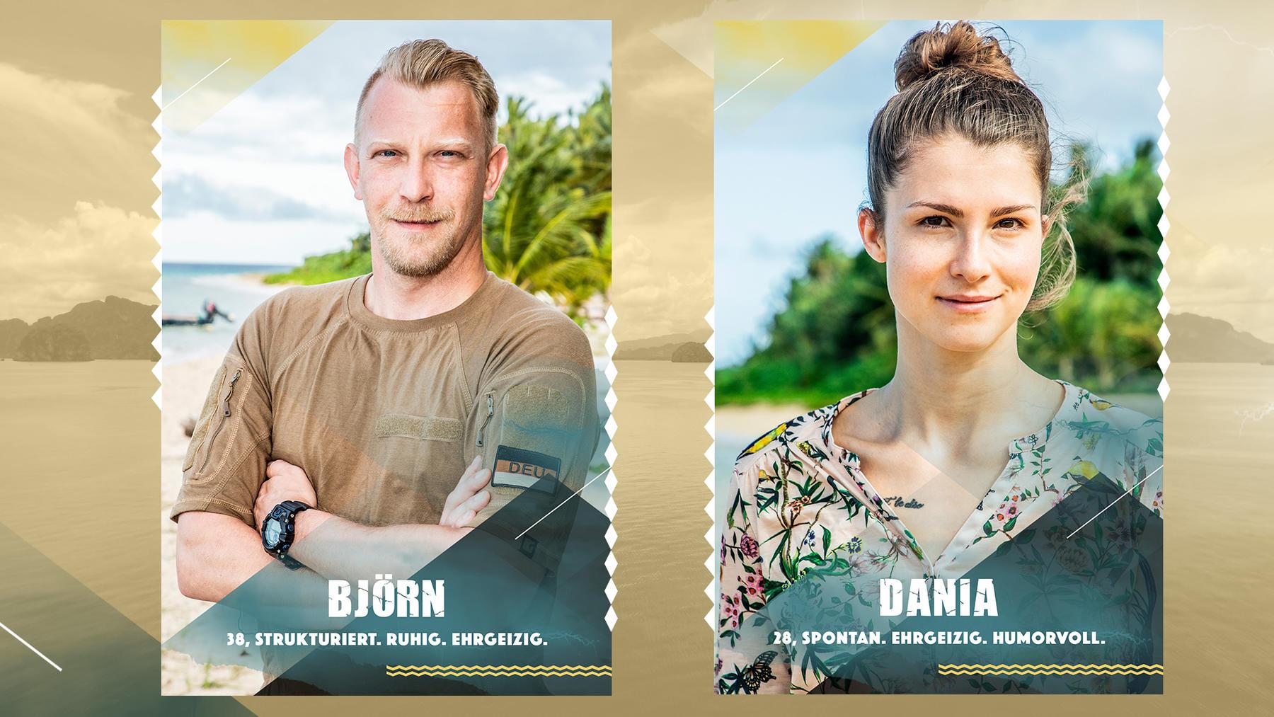 Björn und Dania