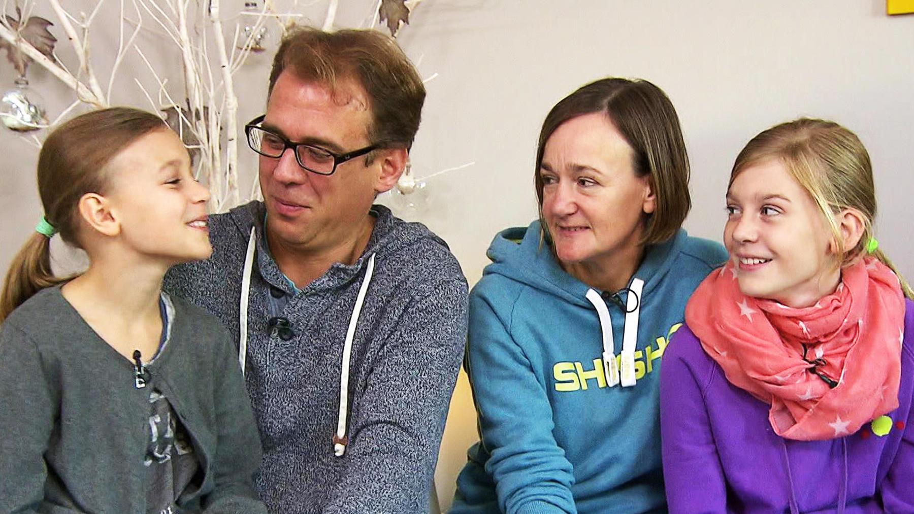 Gruppe Hamburg: Familie Mätzold