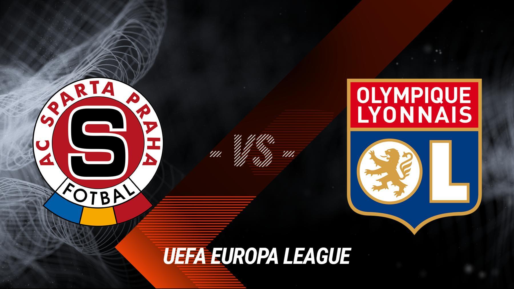 Sparta Prag - Olympique Lyon