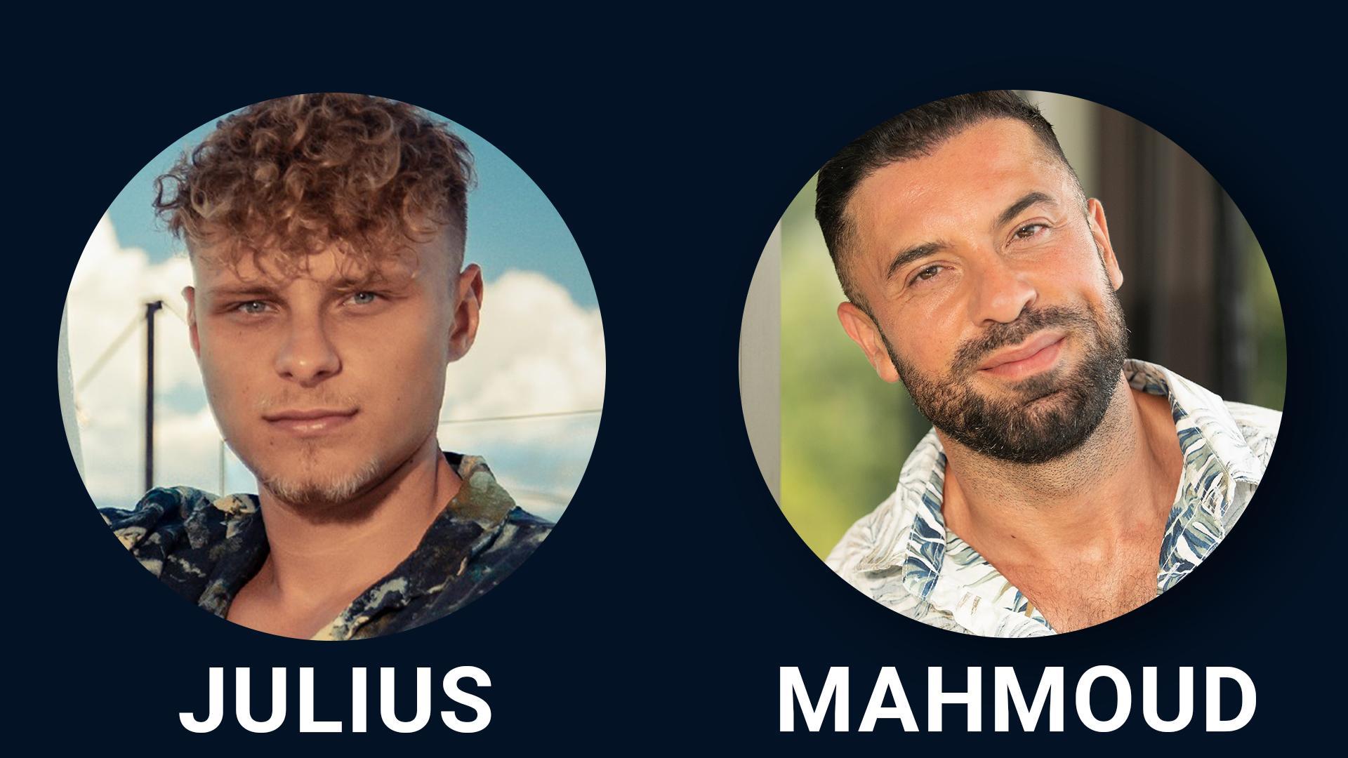 Julius + Mahmoud