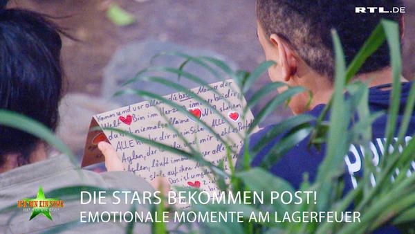 Post für die Stars