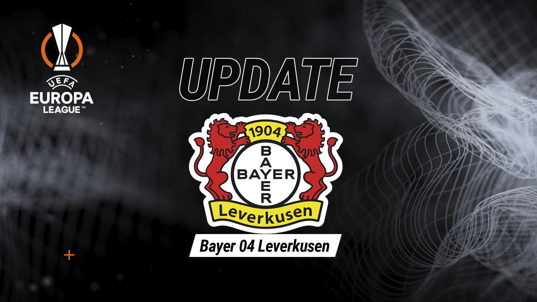 Update Bayer Leverkusen