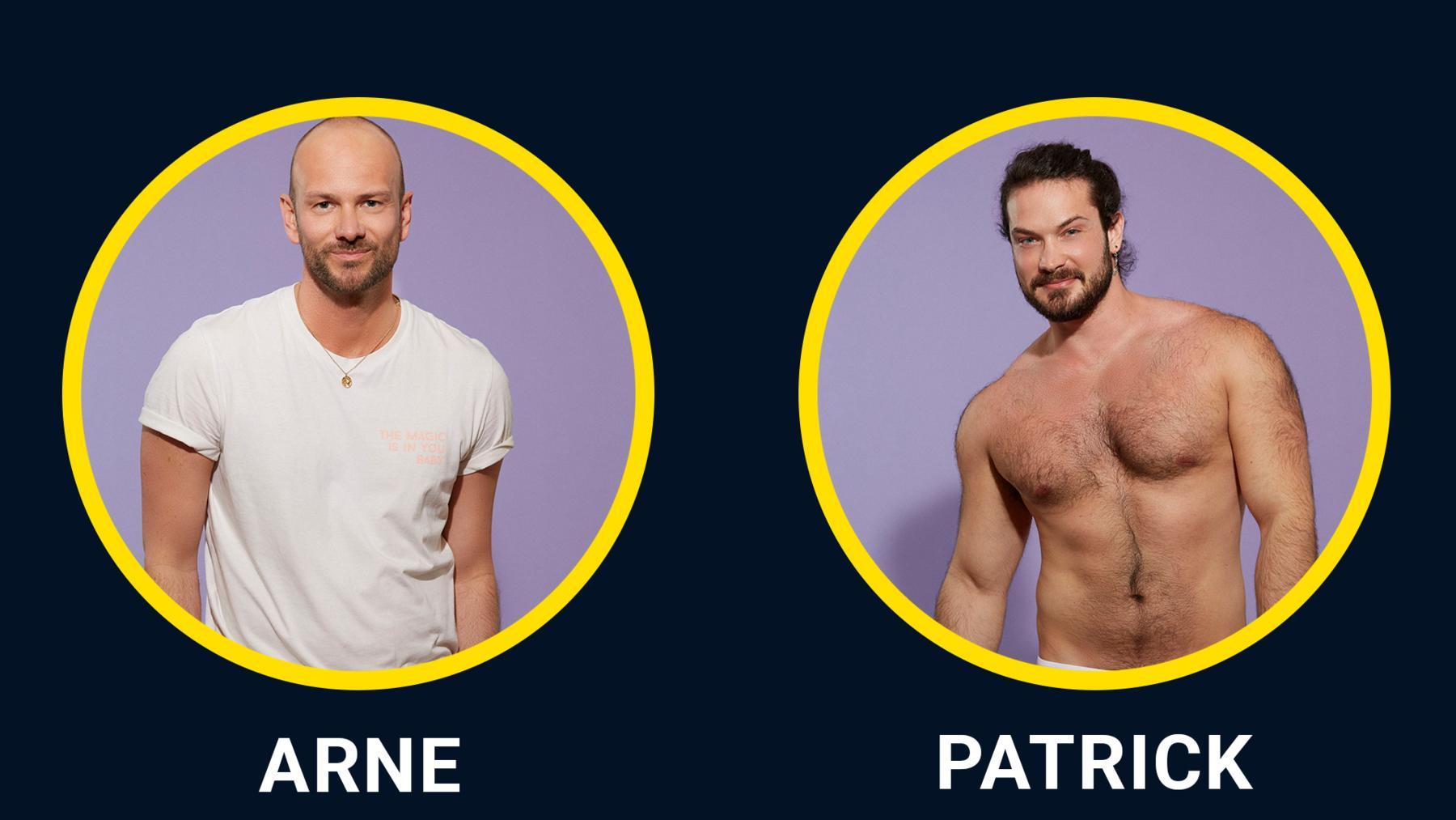 Arne | Patrick