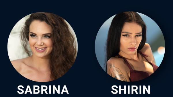Sabrina + Shirin