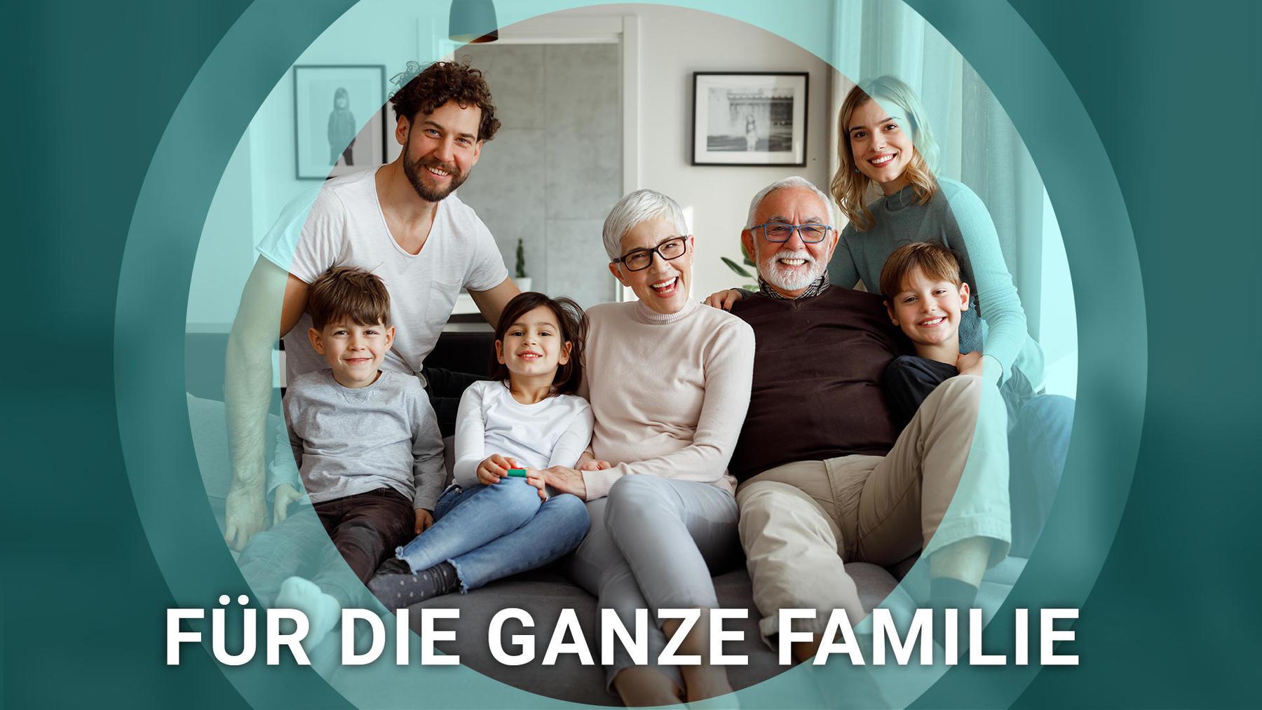 Für die ganze Familie