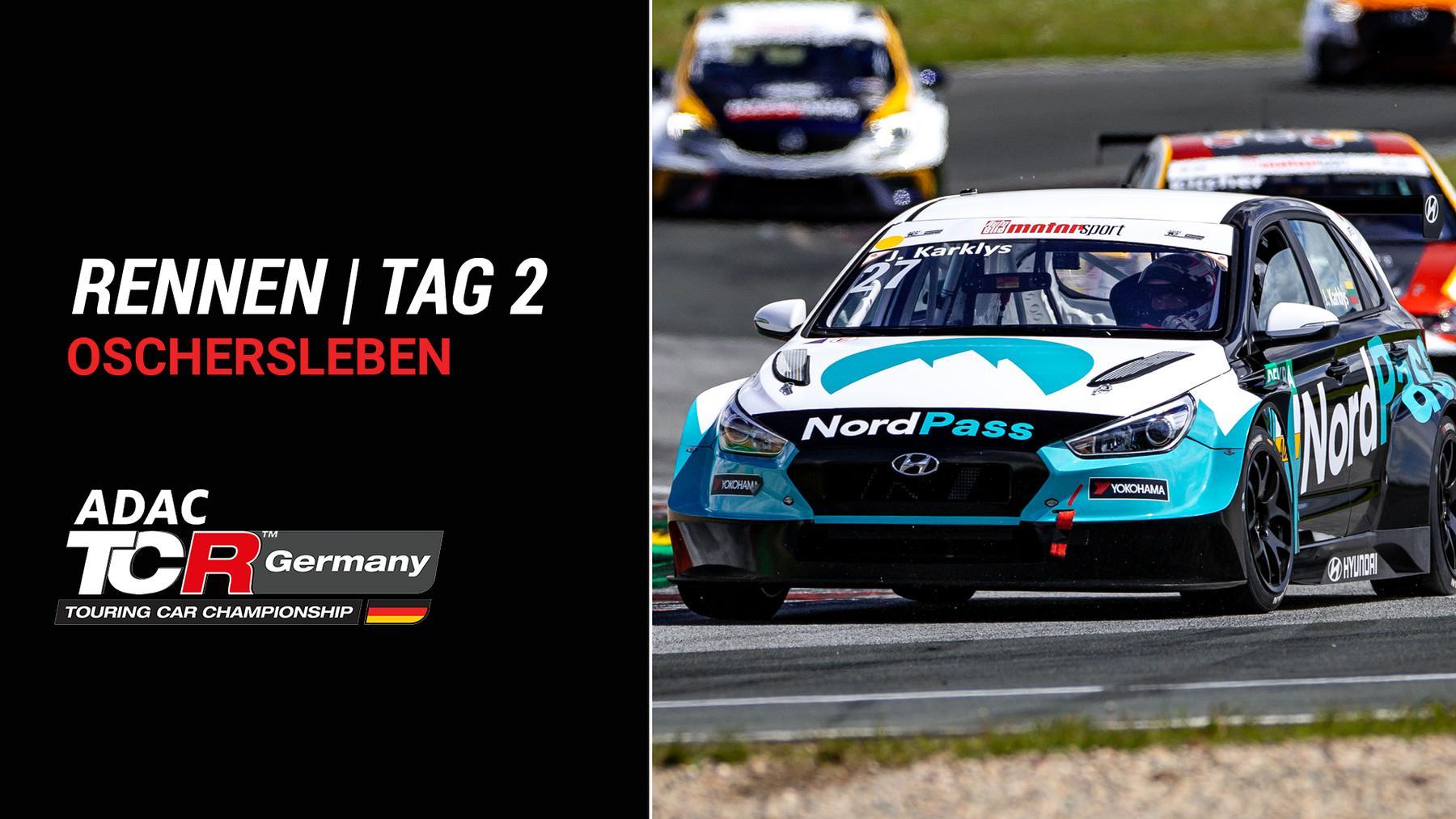 Oschersleben - Rennen 2